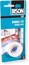 Bison Dubbel Fix Tape - 1.5 m