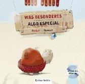 Was Besonderes. Kinderbuch Deutsch-Spanisch