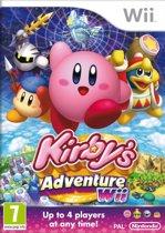 Nintendo Kirby's Adventure, Wii