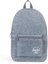 Herschel Supply Co. Cotton Casuals Packable - Rugzak - Raven Crosshatch