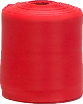 Thera-Band latex vrij 22 m medium - rood