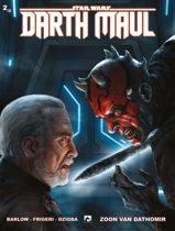 Star Wars - Darth Maul 2 Zoon van Dathomir