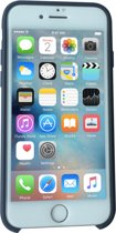 WHITE RHINO ® iPhone 7 / 8 Hoesje Silicone Zwart