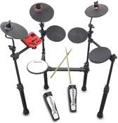 Elektrisch drumstel - Carlsbro CSD100R elektrisch drumstel met drumstokken - Compact en opvouwbaar - Direct drummen!