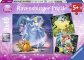 Ravensburger Disney Princess puzzels
