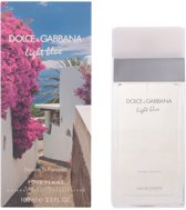 Dolce & Gabbana - Light Blue Escape To Panarea Pour Femme - 100 ml