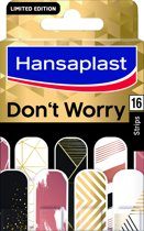 Hansaplast Don't Worry Pleisters - 16 strips