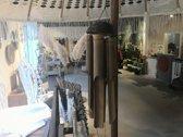 Bamboe windgong 50 cm, windgong uit Bali