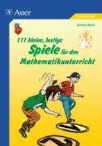 Bolcom 111 Kleine Lustige Spiele Für Den Mathematikunterricht