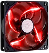 Cooler Master SickleFlow 120 Rode LED Casefan