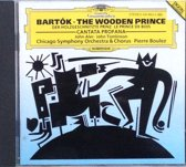 Bela Bartok: Cantata Profana; The Wooden Prince