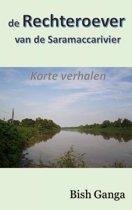 De rechteroever van de Saramaccarivier