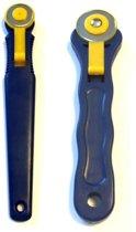 Set van 2 Rotary cutters - Ø 18mm en Ø 28mm