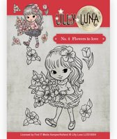 Stempel -Lilly Luna - No. 4 Flowers to Love