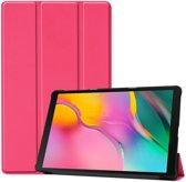 Samsung Galaxy Tab A 10.1 (2019) Hoesje - Smart Book Case - Roze