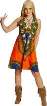 Hippie Dame - Carnavalskleding