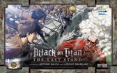 Attack on Titan: The Last Stand Bordspel (Engelse Versie)