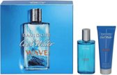 Davidoff Cool Water Wave Gift Set 75ml EDT + 75ml Shower Gel
