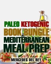 Paleo Ketogenic Book Bundle Mediterranean Meal Prep