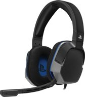 Afterglow LVL 3 - Gaming Headset - Official Licensed - PS4 - Zwart