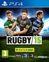 Rugby 15 /PS4
