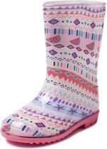 Gevavi Boots Lies meisjeslaars pvc roze maat 27