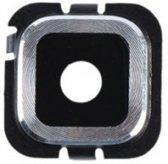 Camera Lens Cover  inclusief lens geschikt voor de Samsung Galaxy Note 1 zwart