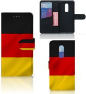 Bookstyle Case OnePlus 6 Duitsland