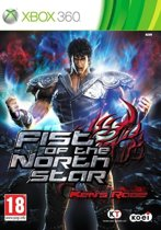 Tecmo Koei Fist of the North Star: Ken's Rage, Xbox 360 Basis Xbox 360 Engels video-game