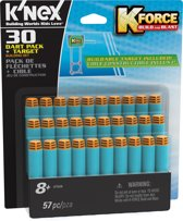 K'NEX K-Force Dart Pack + Target - 30 Stuks