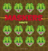 Maskers - dino's
