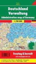 Deutschland Verwaltung 1 : 700 000