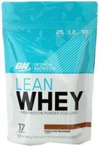 Optimum Nutrition Lean Whey - 930 gram - strawberry