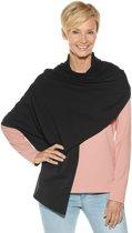 Coolibar - UV-sjaal voor dames - zwart
