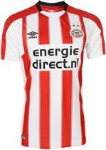 PSV Eindhoven thuis shirt 2017-18 - maat XXL - Kleur rood/wit
