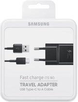 Samsung fast travel adapter Type-C - EP-TA20EBE - Black