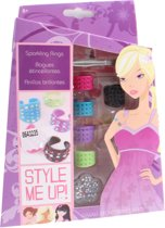 Style Me Up! Sparkling Rings