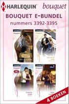 Bouquet e-bundel nummers 3392 - 3395, 4-in-1