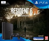 Sony Playstation 4 Slim 1TB Resident Evil 7 - PS4