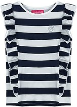 Vinrose Gestreept shirt met ronde hals maat 110/116