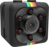 Dashcam - Mini Spy Camera Full HD 1080P – Action camera - Mini Camera Full HD 1080P – Zwart