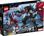 LEGO Spider-Man Spider Mecha vs. Venom - 76115