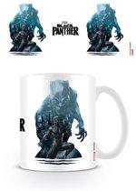 Marvel: Black Panther - City Mug