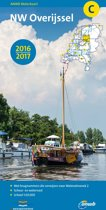 ANWB waterkaart - ANWB Waterkaart C Noord west Overijssel 2016/2017