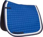 Zadeldek - Starlight- kobaltblauw Dressuur