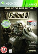 Fallout 3 Goty Xbox 360 Classic Eng