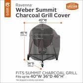 Hoes voor Weber Summit 102 x 91 H: 117 cm