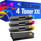 PlatinumSerie® 4 toner XXL alternatief voor Kyocera Mita TK-580