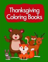 Thanksgiving Coloring Books: Children Coloring and Activity Books for Kids Ages 2-4, 4-8, Boys, Girls, Christmas Ideals