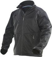 1208 Soft Shell Jacket Black 3xl